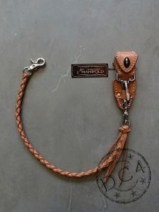 Manifold - Key Holder & Wallet Rope - Tan