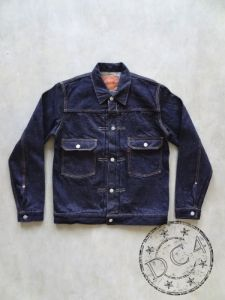 FULLCOUNT - Type II Jacket - Zimbabwe Cotton - 15.5 oz
