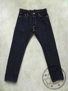ONI Denim - 206KIRAKU - 12oz Natural Indigo - Modern Regular Straight