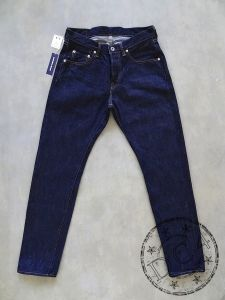 Samurai Jeans - S211XX - LIMITED OVERSEAS MODEL - 16oz Oiroke Selvedge Denim - Relaxed Tapered