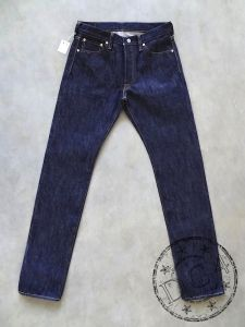 Samurai Jeans - S511XX - 19oz KIWAMI Selvedge Denim - Indigo - Slim Tapered