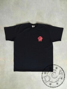 ! ONLY OUTSIDE OF JAPAN AVAILABLE !  - Samurai Jeans   * IKEDAYA INCIDENT * - SJST19-113 - Heavyweight T-Shirt