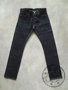 Skull Jeans - 5010XX - Black - 14.5oz - Slim Fit