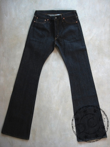 The Flat Head  -  3007XXX  -  Bootcut - 14.5oz