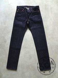 The Flat Head - 3009XXX - Narrow Straight - Tapered - 14.5oz