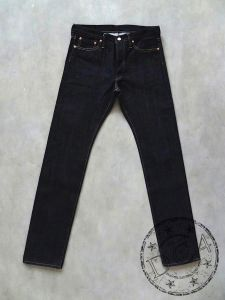 The Flat Head - 8002 - Slim Tapered - 18oz Zimbabwe Cotton