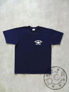 The Flat Head * EST.1996 * Heavyweight T-Shirts - Navy
