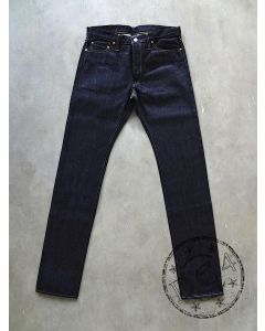The Flat Head 3002 - Slim Cut - 14.5oz Zimbabwe Cotton