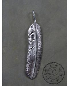 First Arrow`s - Feather Pendant - Large - Left