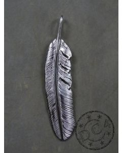 First Arrow`s - Feather Pendant - Large - Right