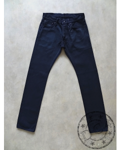 Pure Blue Japan - NC-011BK - No Change Black - Slim Tapered