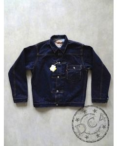 Samurai Jeans - 25 oz - Type I Denim Jacket - 20th Anniversary