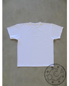 The Flat Head * Flying Wheel * Heavyweight T-Shirt - White