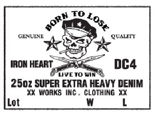 DC4 & IRON HEART Collaboration DC4002