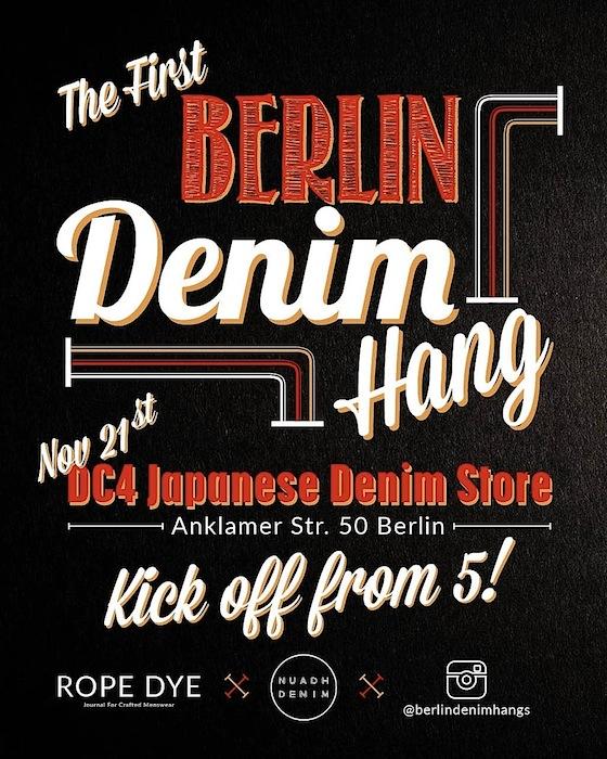 DC4 Denim Hang